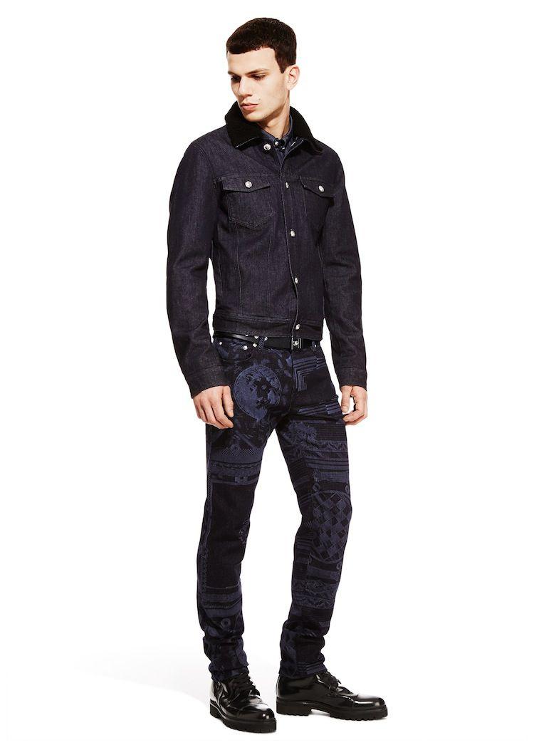 calça - Versus #Versace FW15 look_9.jpg (750×1053)