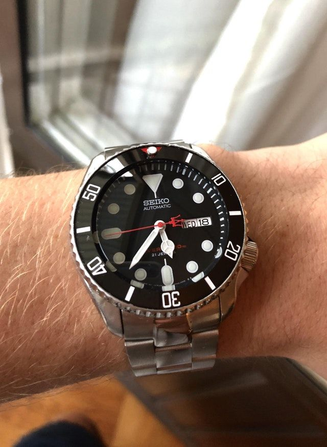 reddit watches seiko skx007 intended for everyday use