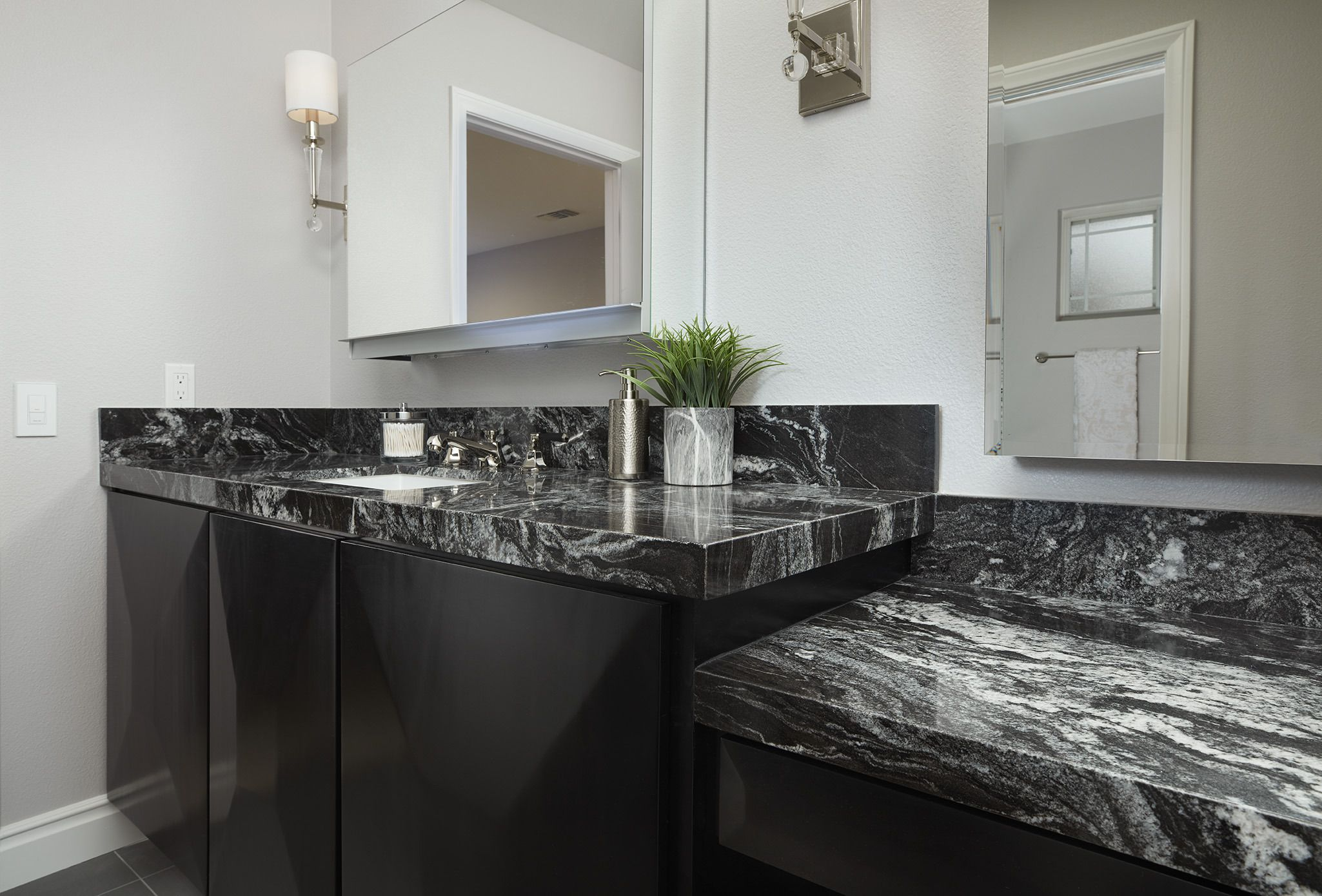 Snow Falling This Winter Outside And In Blizzard Granite Https