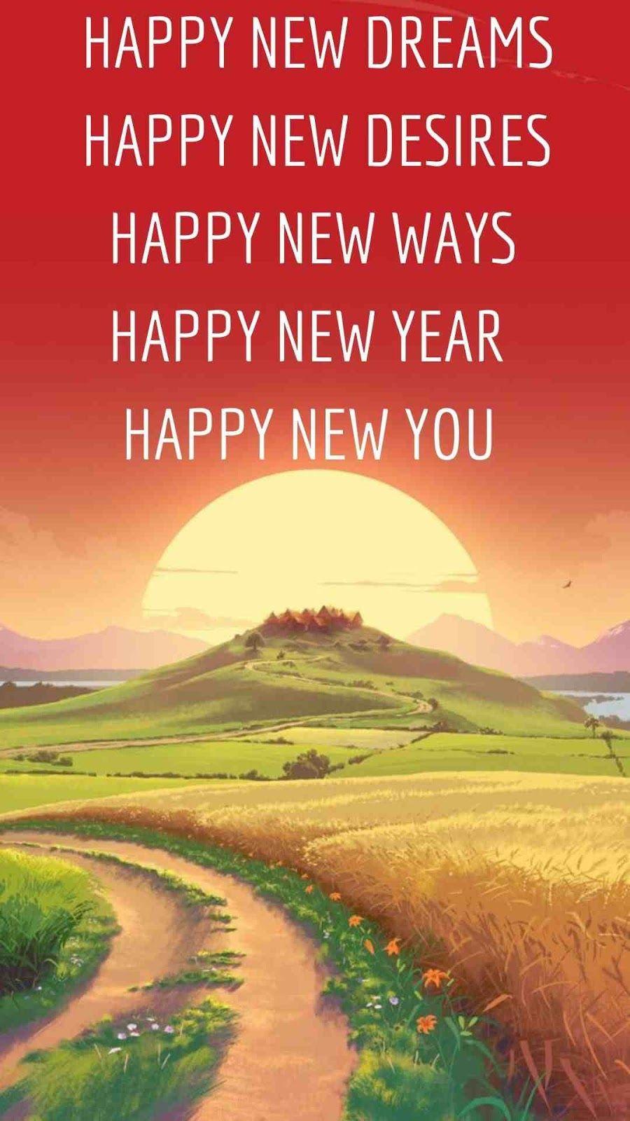 happynewyearhappynewyou2020 Happy new year quotes
