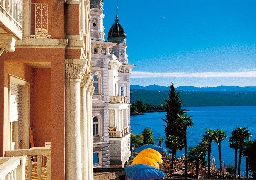 Visit Opatija In Croatia Europe S Best Destinations Croatian Coast Croatia Croatia Hotels