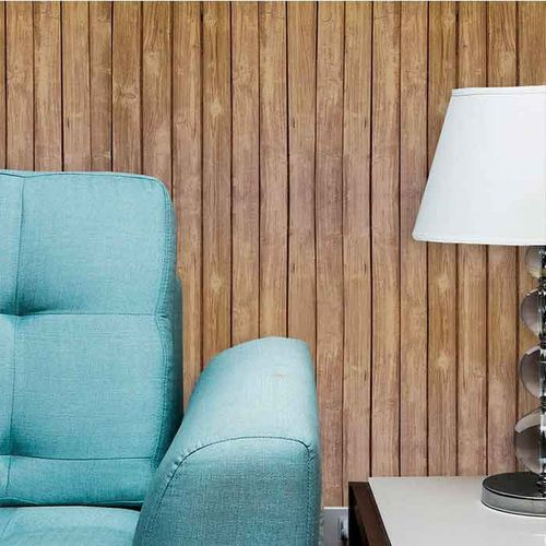 Adesivo De Parede Amadeirado - foto de papel de parede