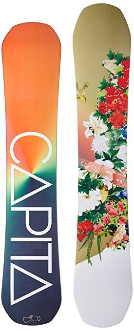 Capita - Womens Birds of a Feather Snowboard 2017