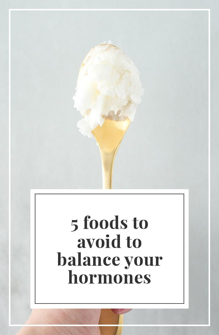 Balance hormones by avoiding these 5 foods simple roots