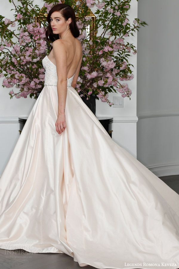Legends Romona Keveza Spring 2016 Wedding Dresses