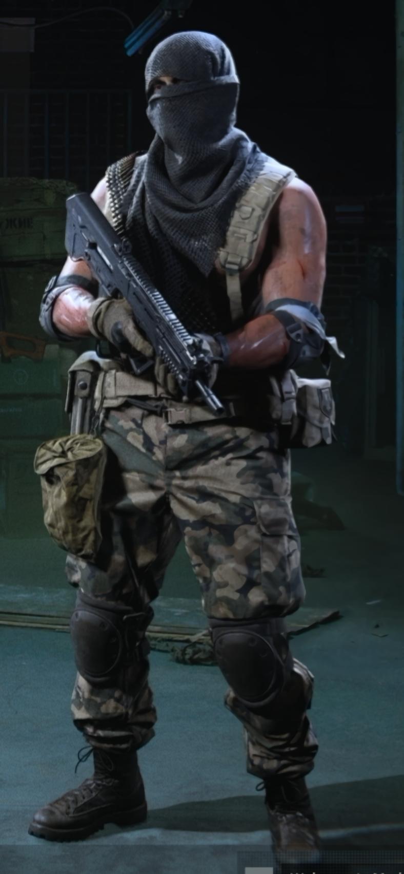 Sebastian Krueger Modern Warfare In 2020 Modern Warfare