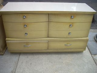 50 S Bedroom Furniture 1950s Limed Oak 5 Pc Set Sold