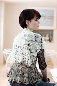 Knit St Ives Shawl for £6.49 - DOWNLOAD FREE KNITTING PATTERN