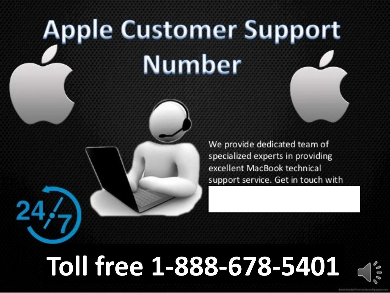 Apple Tech Support Phone Number 1 (888) 6785401, USA