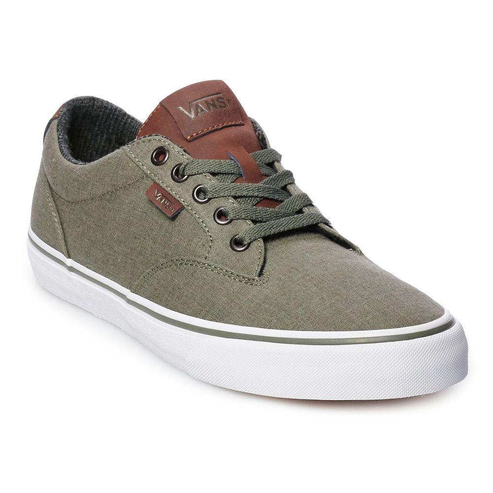 6c83e7b75838e0 Vans Winston Deluxe Men s Skate Shoes in 2019