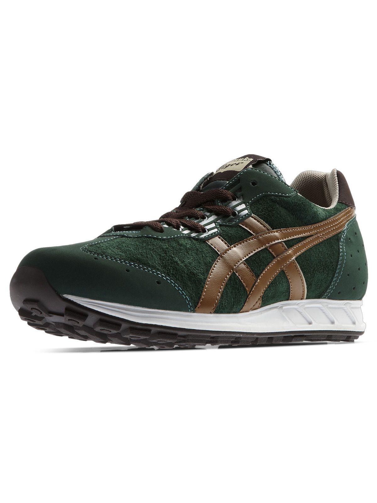 4ac87562d1d5 Onitsuka Tiger T-Stormer Sneaker Pineneedle   Bronze Brown