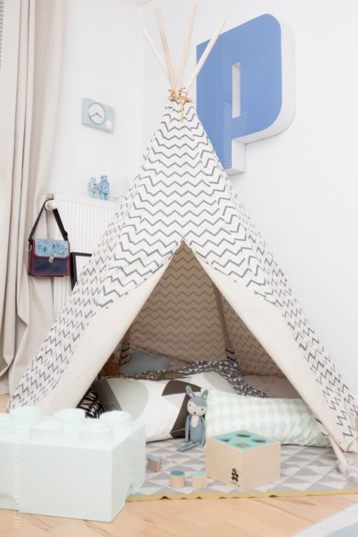 klitzeklein hereinspaziert neues aus dem kinderzimmer von geheimverstecken der tipi. Black Bedroom Furniture Sets. Home Design Ideas