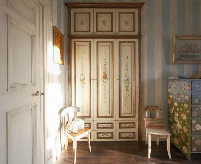 Детская комната в стиле русской дворянской усадьбы первой половины 19 века - Babyblog.ru