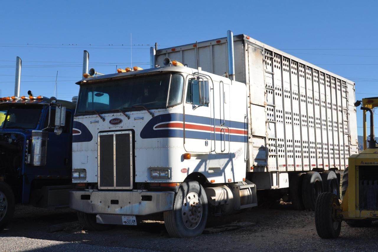 Peterbuilt Bobtail Trucks Wagons Vehicles