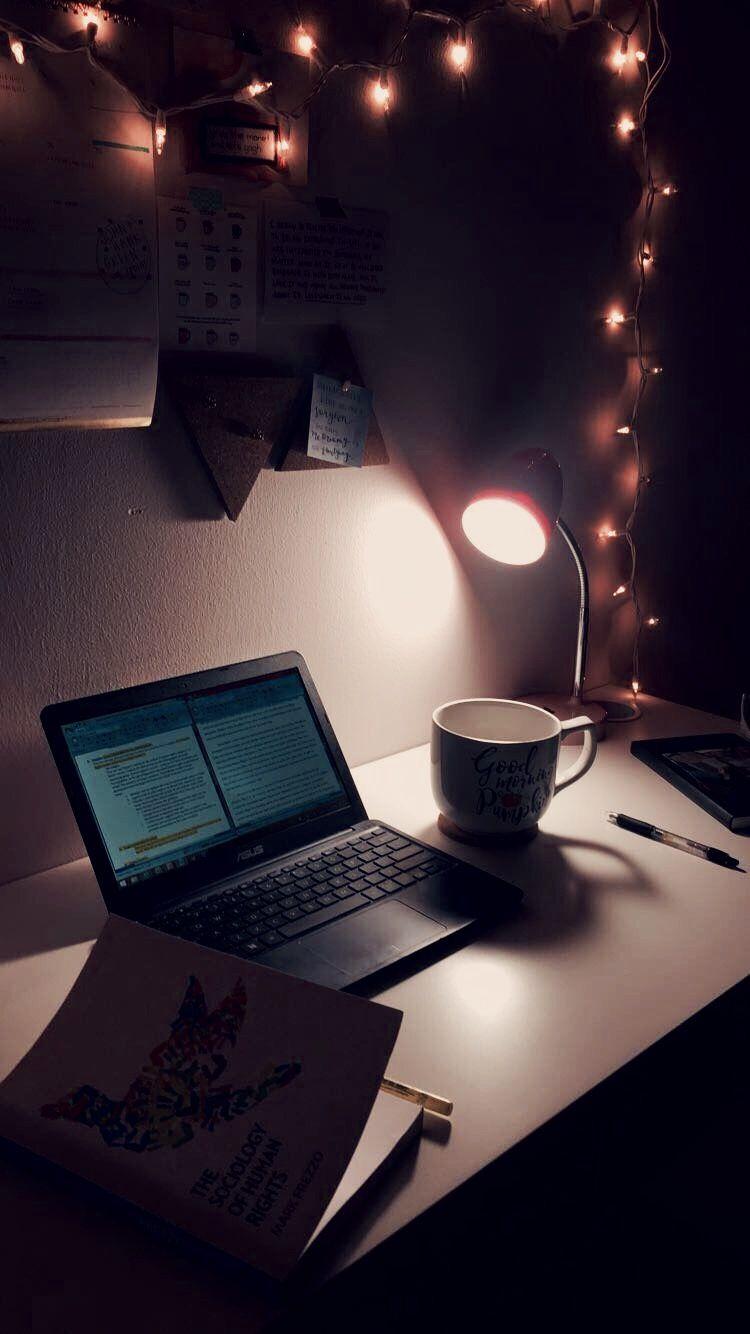 Late Night Work Motivacao Para Estudar Inspiracao De Estudo Ideias