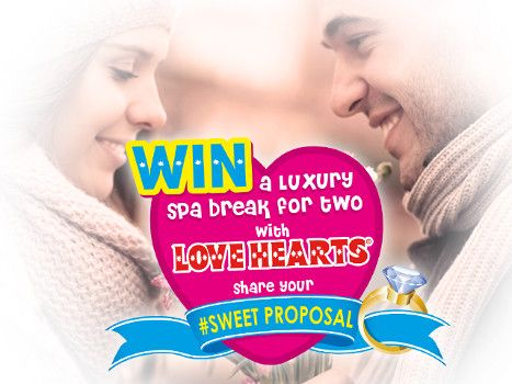 Wedding Magazine - Swizzels is on the hunt for the nation's sweetest proposals