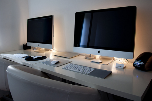 mac pix — mannygoleon iMac Imac, Imac desk setup, Mac mini
