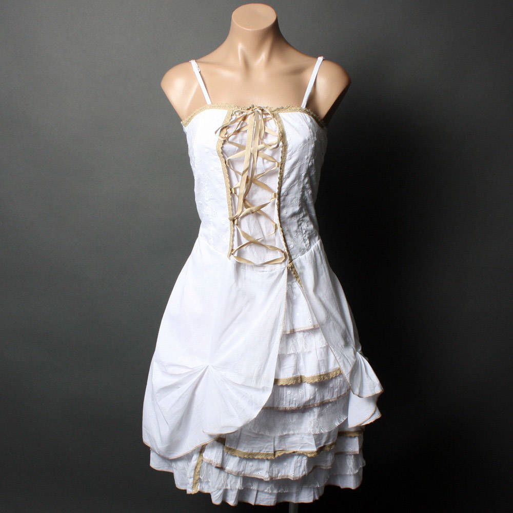 Alice in wonderland themed wedding dress  pirate  Halloween  Pinterest  Lace Corsets and Victorian