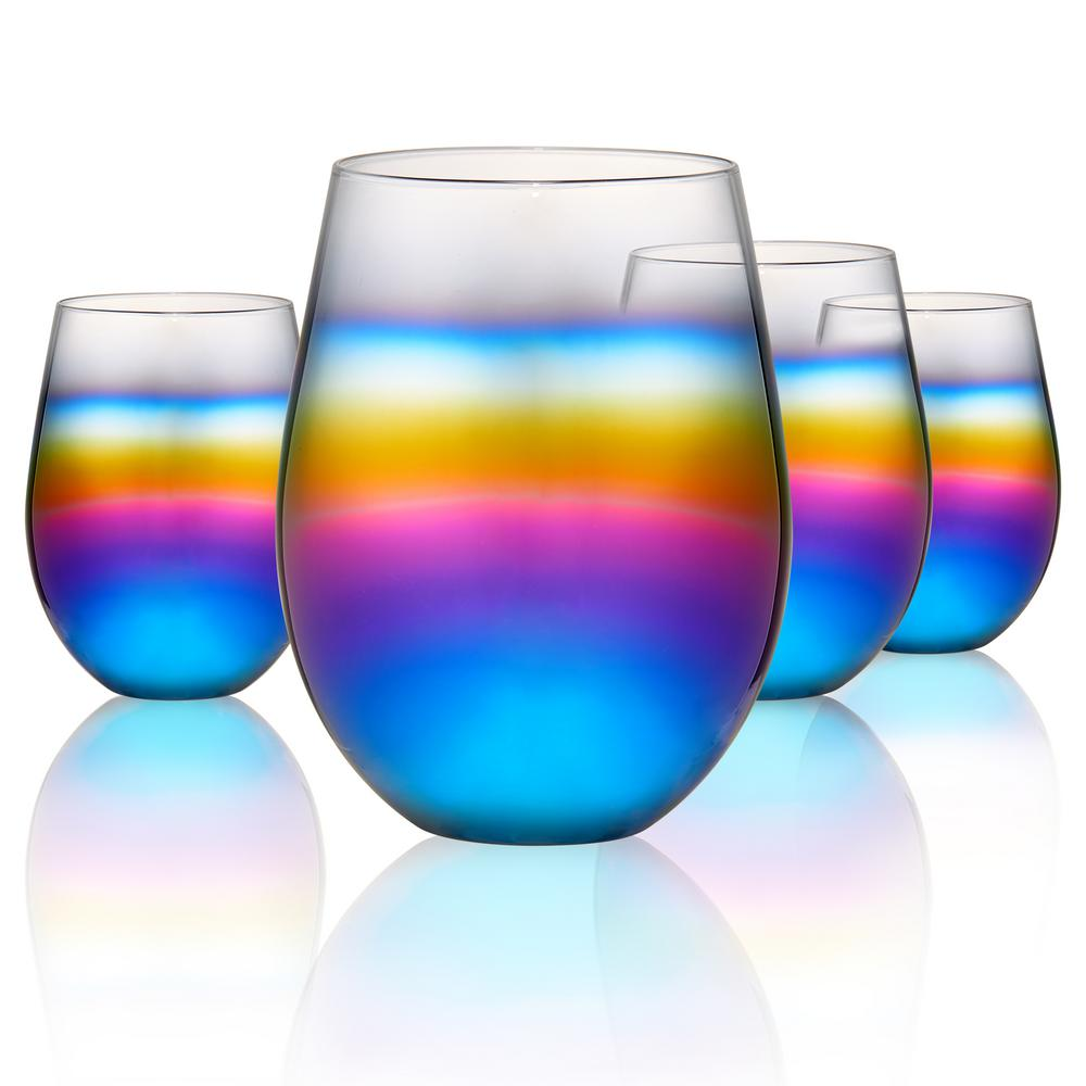 Pin by Hello Graphics on Glass effects Stemless wine