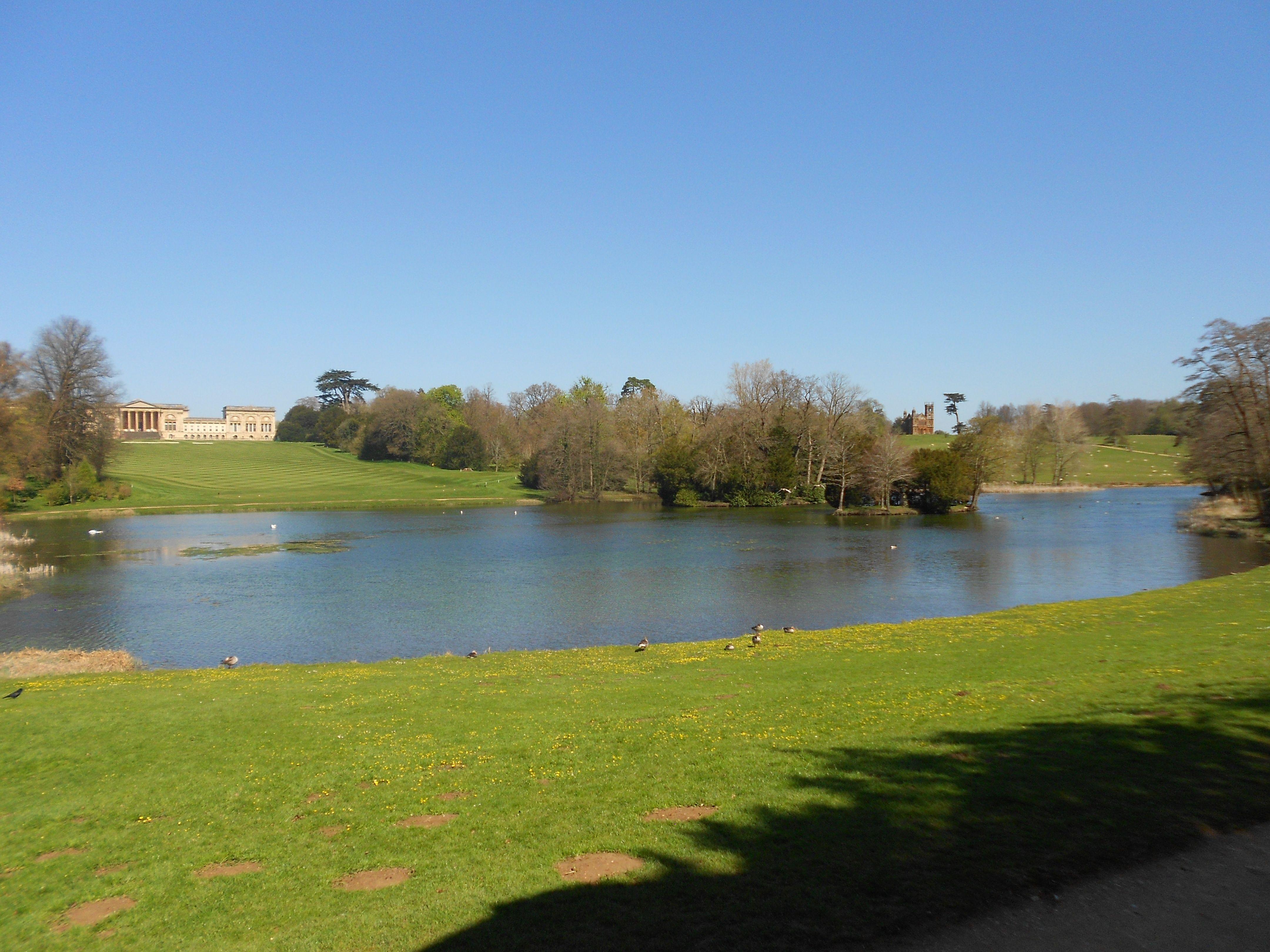 Stowe Garden