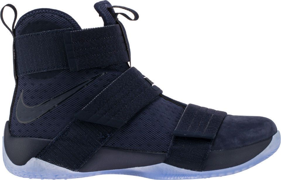 d469735776c Nike LeBron Soldier 10 SFG Midnight Navy (844378-444) Mens Sizes ...
