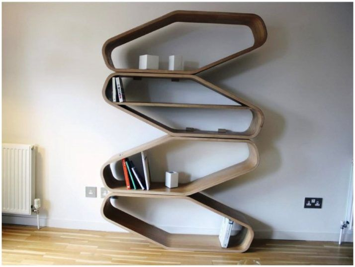 Simple Shelf Design Image Of Cool Wall Shelves Contemporary Book Crockery Unit Designs For Garage