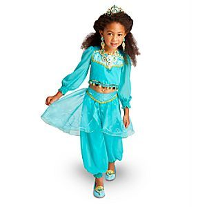 Disney Jasmine Costume Collection for Girls | Disney Store Top u0026 skirted pants $44.95  sc 1 st  Pinterest & Disney Jasmine Costume Collection for Girls | Disney Store Top ...