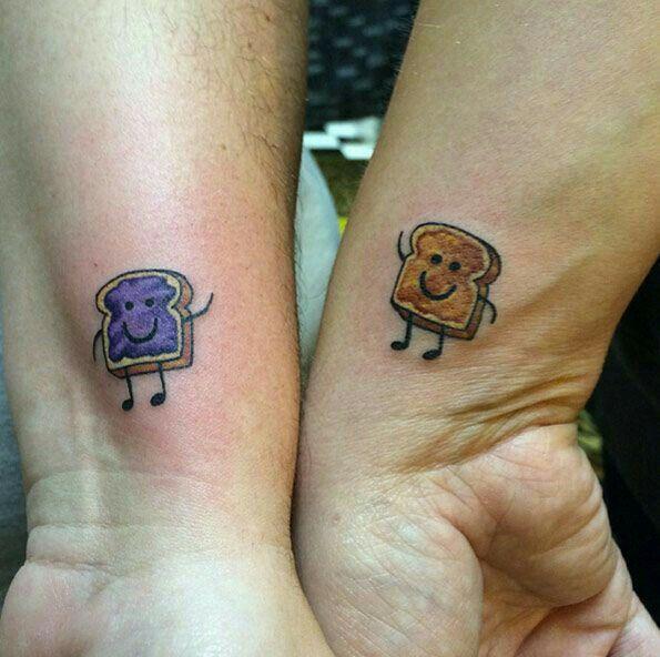 Cute best friends tattoo 😍 | tattoo | Pinterest | Friend tattoos ...