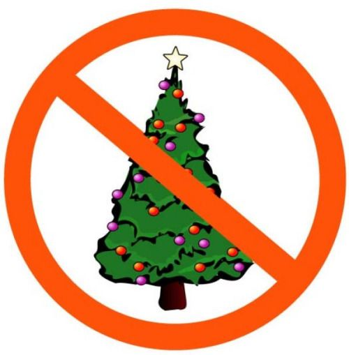 Which President Banned Christmas Trees From The White House.President Teddy Roosevelt An Environmentalist Banned