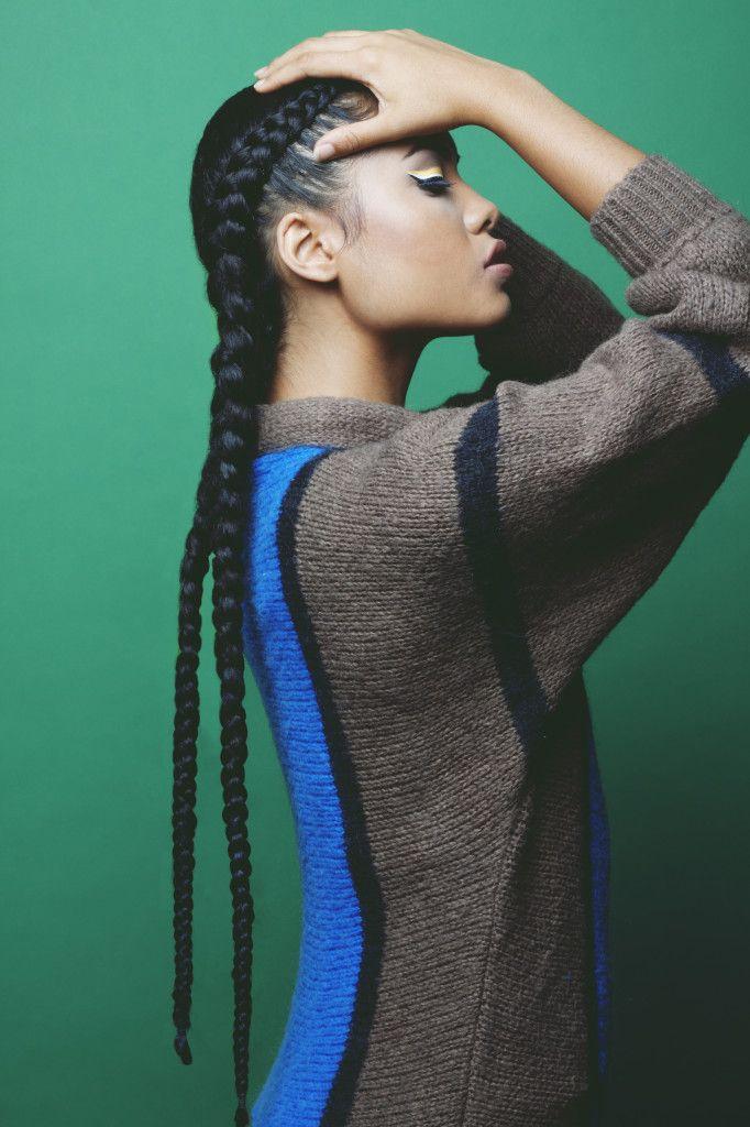 I need my braids back. Asia Dee by Brandon Hicks.