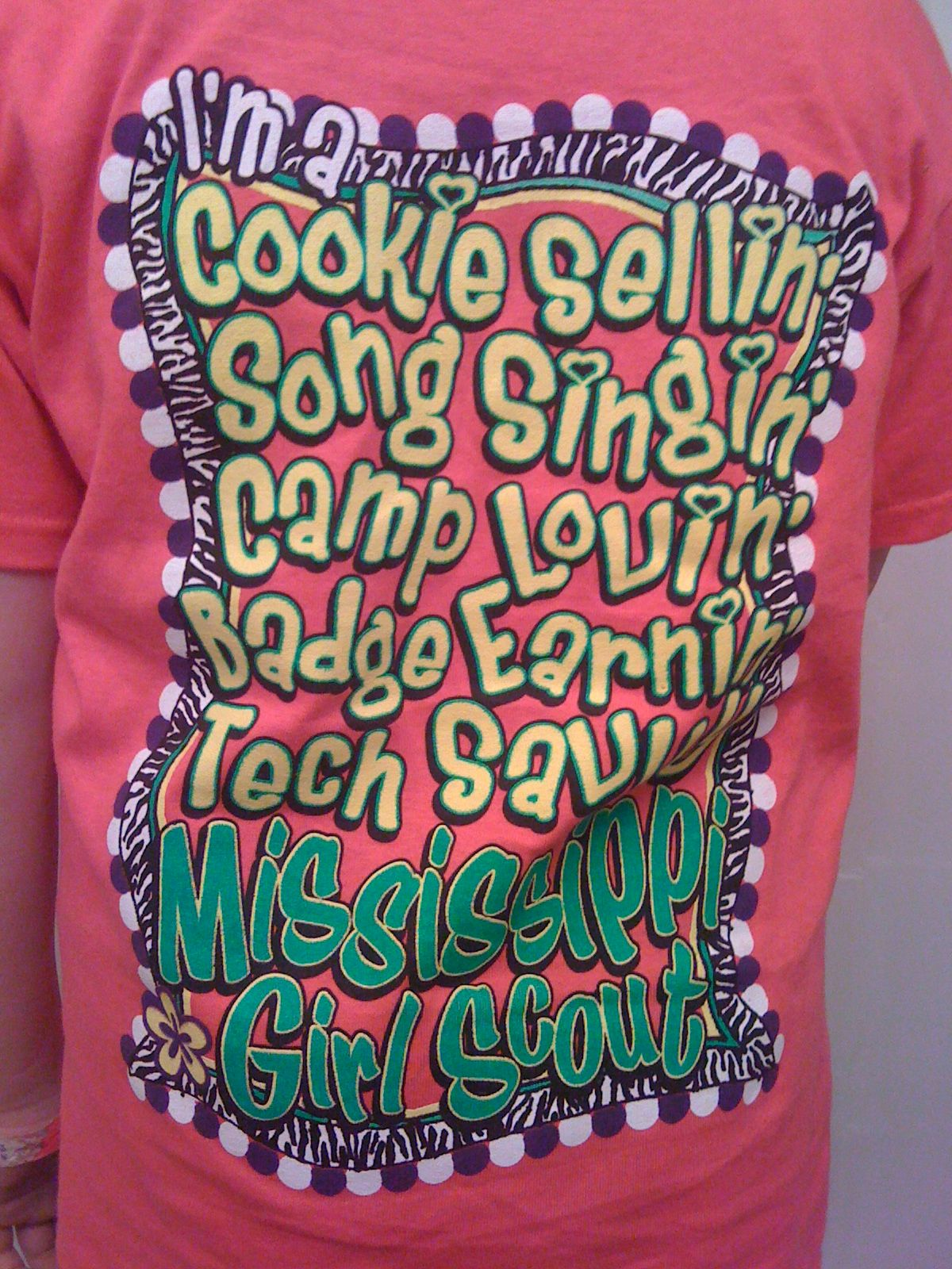 Girl Scout Shirt Designs Google Search Screen Printing Ideas