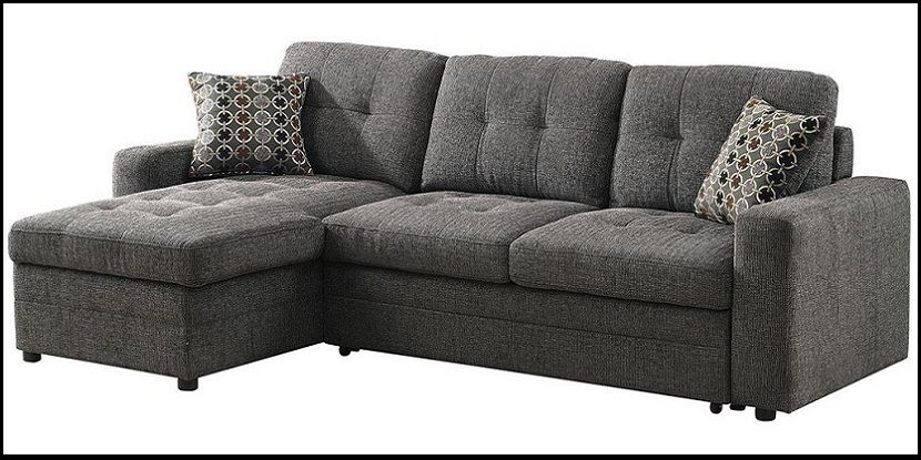 Jennifer Convertible Sectional Sleeper Sofa