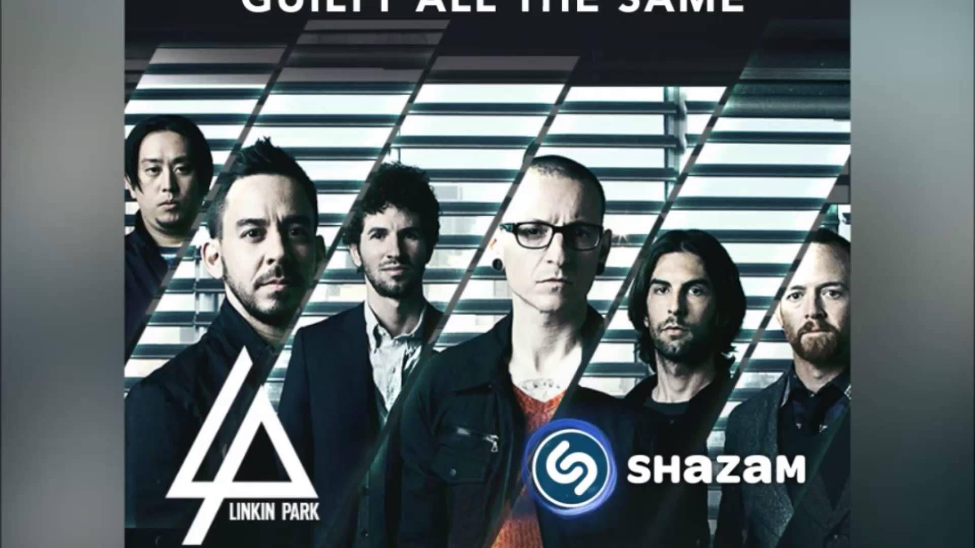 Linkin Park feat. Rakim - Guilty all the same (Official music) HD
