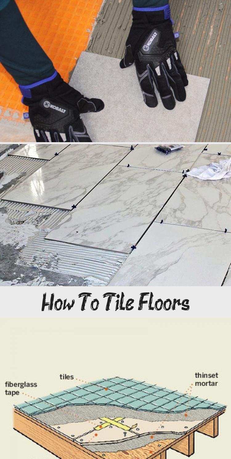 How To Tile Floors Floor