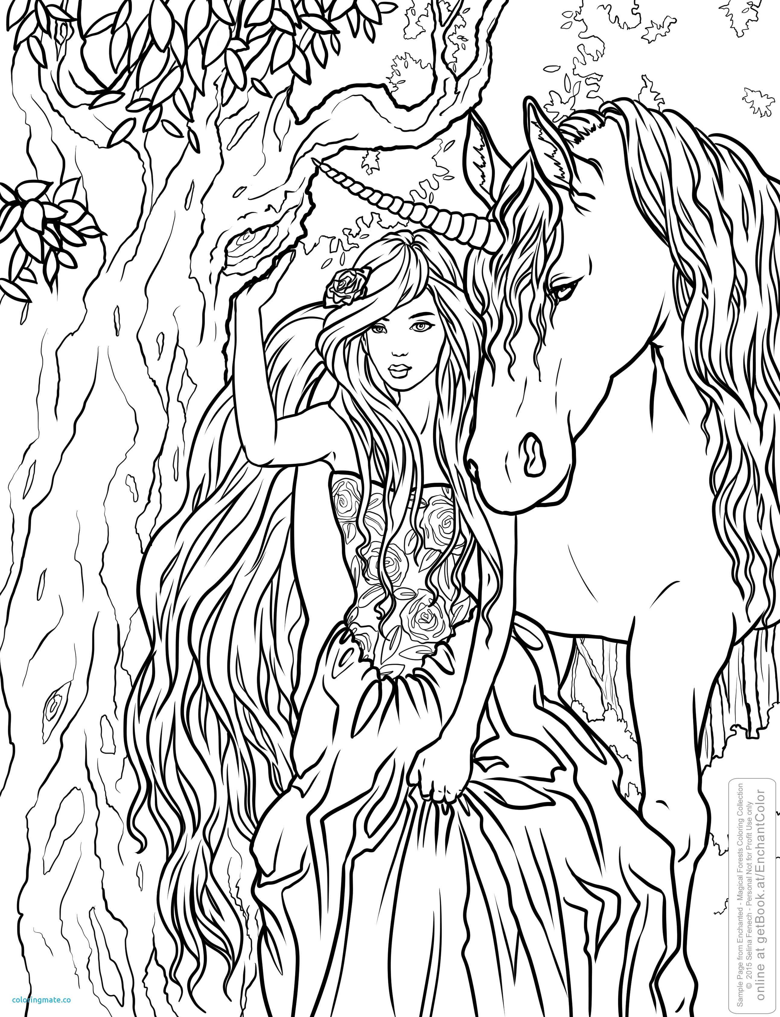 Coloriage Mandala Licorne Unique Coloring Selinafenech Enchanted Jpg 2585a 3371 Fantasy Of Coloriafes Disney Ausmalbilder Ausmalen Einhorn Zeichnen