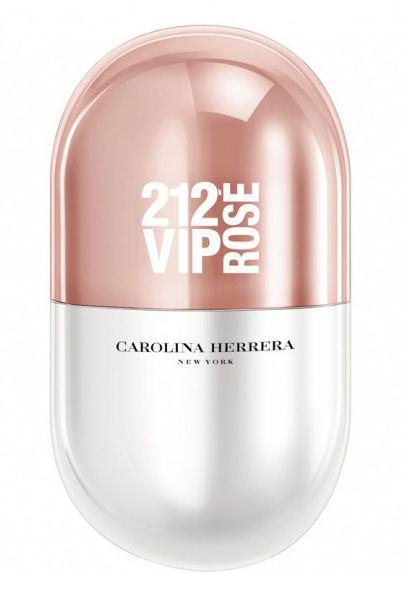 964255b3aab48 212 VIP Rose Pills Carolina Herrera perfume - a new fragrance for women 2018