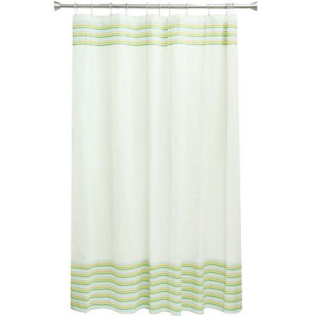 Home Striped Shower Curtains Shower Curtains Walmart Curtains