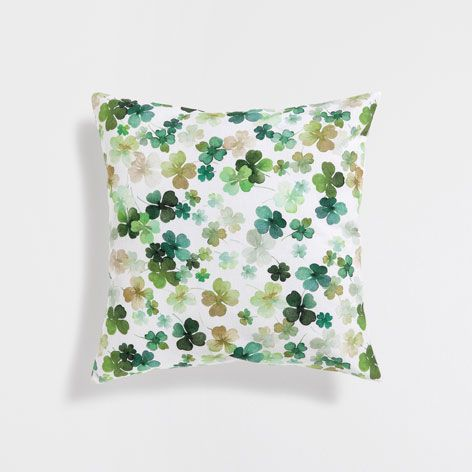 PRINTED CUSHION - Cushions - Decoration | Zara Home Belgium