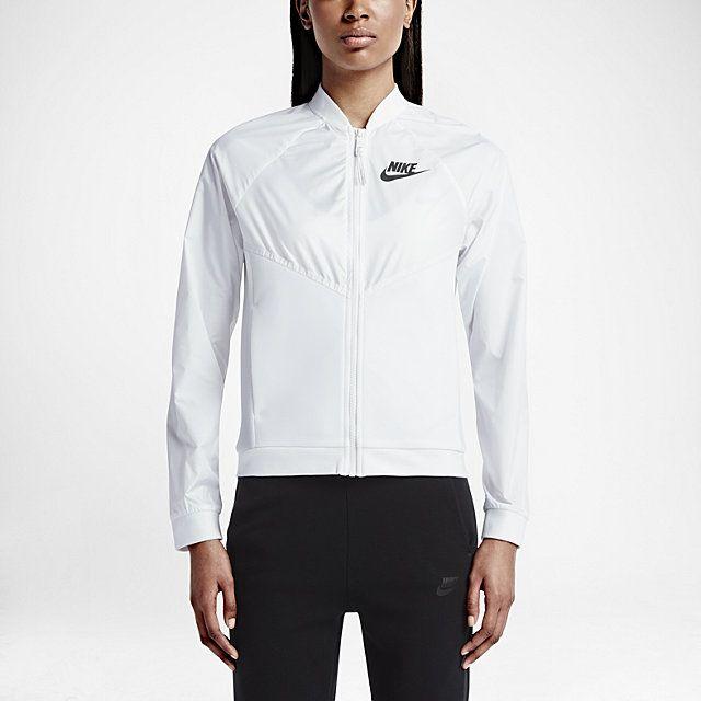 Nike Tech Hypermesh Bomber Women's Jacket. AU