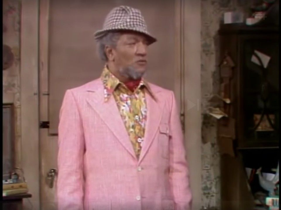 Pin By William Bevis On Sanford And Son Sanford And Son Comedy Tv Shows Redd Foxx