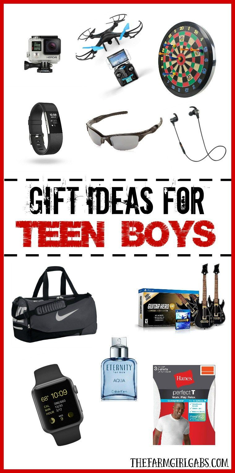 269a83447 Holiday shopping should be fun, not stressful. So, if you have a teen boy  that you are struggling to buy Christmas gifts for, check out these Gift  Ideas For ...