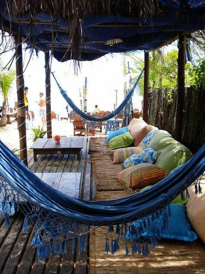 Hangematte Auf Dem Balkon Urlaub Zu Hause Archzine Net