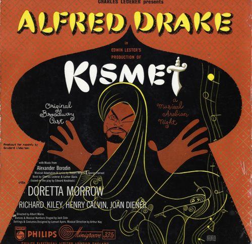 Kismet Kismet Musicals