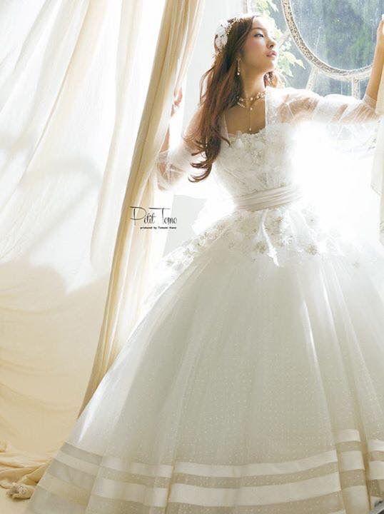 Pin by Man-ning Lu on Wedding dresses   Pinterest   Kawaii