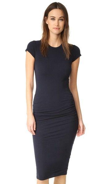 DRESSES - Short dresses James Perse Zzzaou