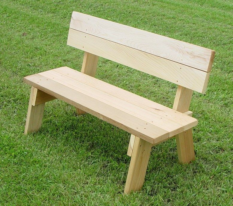 Pallet Garden Benches Wood Bench, Small Outdoor Benches