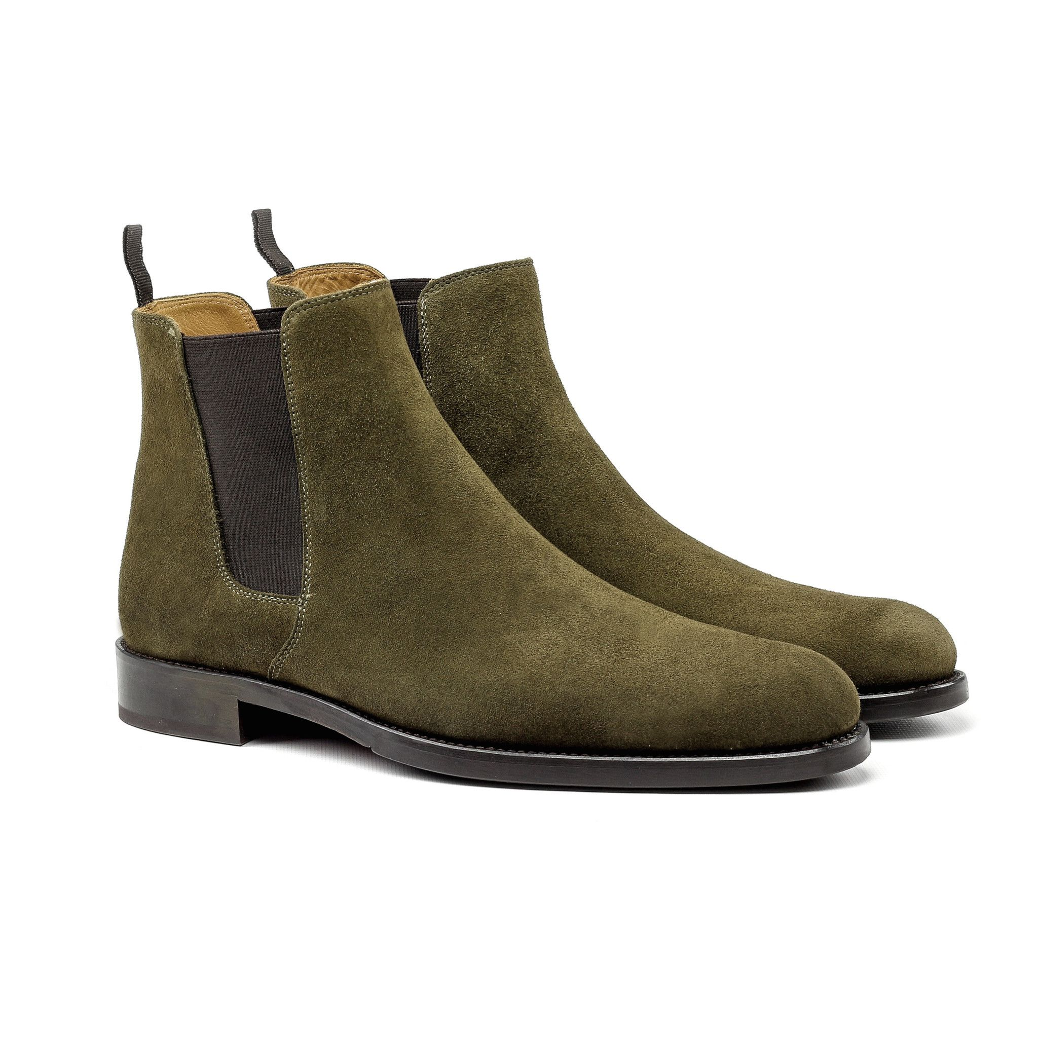 Timberland Newmarket Chukka Boots Brown Leather Suede 9166