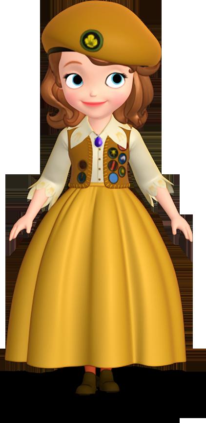 Sofia's Royal Sticker Book Disney Junior Принцесса