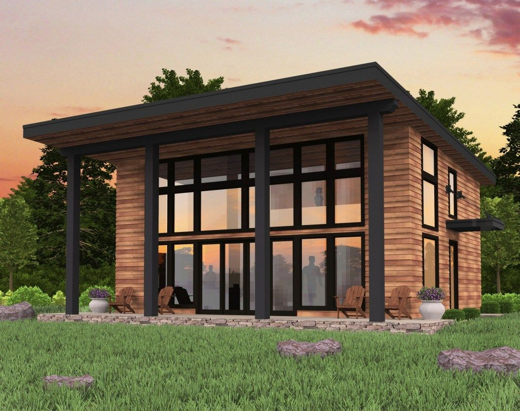 Bamboo House Plan Shed Roof Modern Small House Plans Bamboo House Design Shed Roof Design House Roof