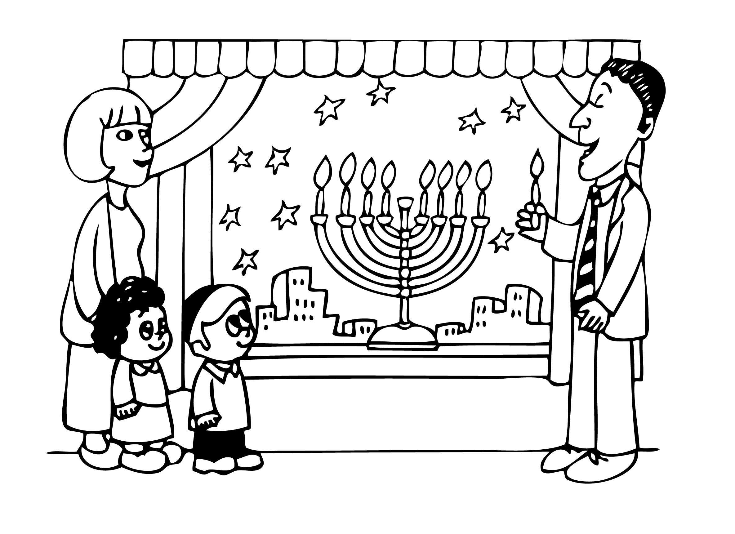 Family Chanukah 21